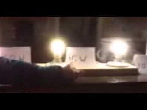 Gregs Lighting Video