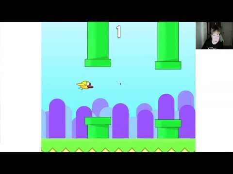 Crappy Flappy Bird!