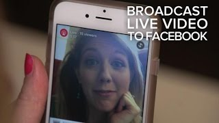 CNET How To - Stream Facebook Live Video like a superstar(Watch more How To videos from CNET - http://cnet.co/1VE2L4W Learn how to broadcast live video to your Facebook friends and followers. The feature works a ..., 2016-01-30T01:07:42.000Z)