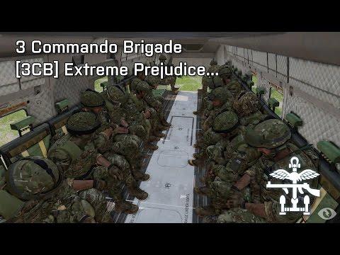 3CB - ArmA 3 - Extreme Prejudice !
