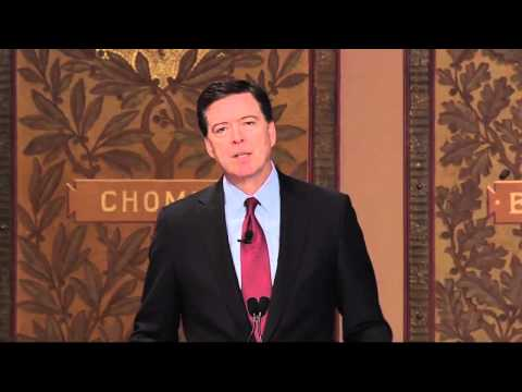 Director Comey Discusses Race and Law Enforcement