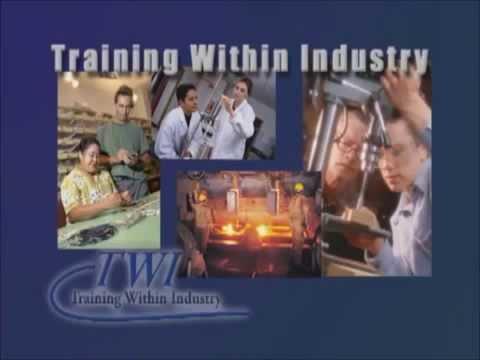 TWI Job Instruction | Doovi