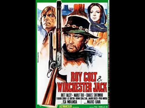 Roy Colt (Roy Colt & Winchester Jack) - Piero Umiliani & Free Love - 1970