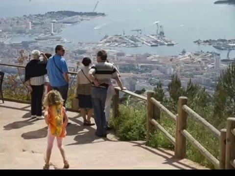 toulon la ville touristique