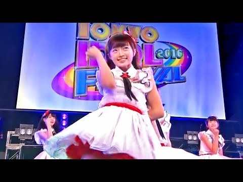 【Full HD 60fps】 TOKYO IDOL FESTIVAL 2016 NGT48 LIVE (2016.08.07) NGT48/ヘビーローテーション/Maxとき315号