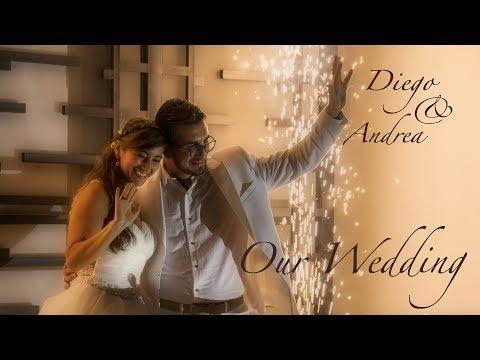 Diego & Andrea - Our Wedding - Foco Films