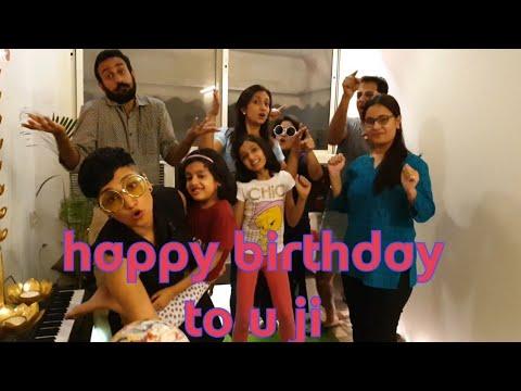 Happy Birthday To You Ji..