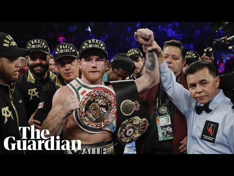 Canelo Álvarez challenges Mayweather as he signs richest ever sport contract