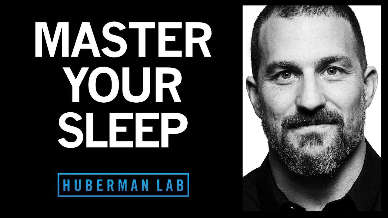 Download Master Your Sleep & Be More Alert When Awake | Huberman Lab Podcast #2