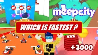 What is the FASTEST way to MAKE MONEY in MEEPCITY? - ROBLOX