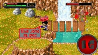 El dr. Gero es un vil cobarde|Dragon Ball Z. The Legacy of Goku II-Cap. #10|👾Imajin GT Player🎮