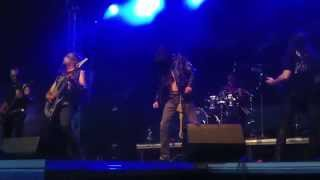 The Stone - Pred Licem Novog Boga (Live @ Hell Fast Attack vol. 8)