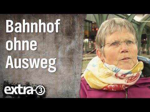 Realer Irrsinn: Kein Ausweg aus dem Bahnhof Darmstadt   extra 3   NDR