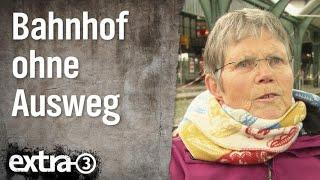 Realer Irrsinn: Kein Ausweg aus dem Bahnhof Darmstadt | extra 3 | NDR
