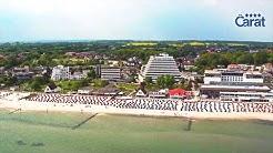 Carat Golf & Sporthotel - Ihre attraktive Ferieninsel in Grömitz an der Ostsee.