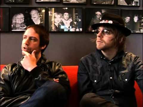 The Rifles 2009 interview - Joel Stoker en Luke Crowther (part 3)