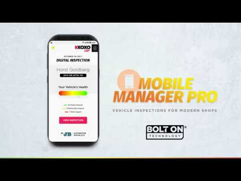 Mobile Manager Pro: Vehicle Inspections for Modern Shops