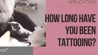 How long have You been tattooing?
