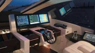 2009 Lazzara Yacht LSX75 Cruising