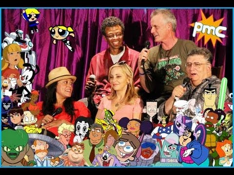 Pop My Culture: Legends of Voice Acting Panel Podcast