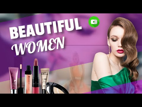 BEAUTIFUL WOMEN IMAGES + DEEP HOUSE MIX