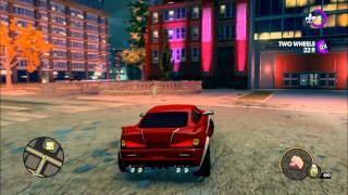 Saints Row 3 DLC Vehicles