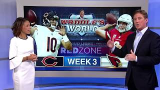 Waddle's World: Bears beat Cardinals, 16-14