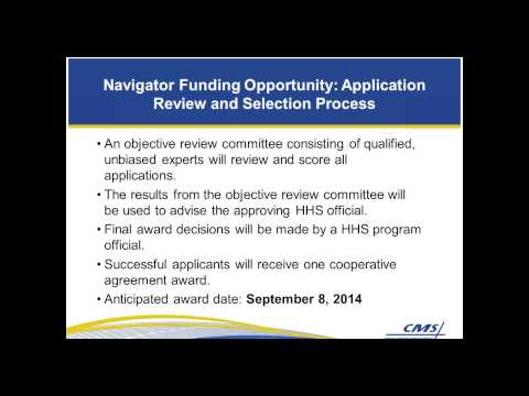 Affordable Care Act ACA Navigator Grant Program for AAPI Communities