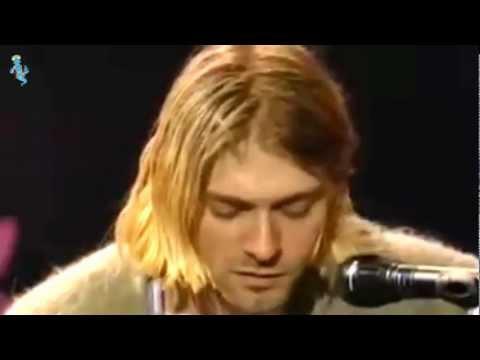 Nirvana Unplugged - The Man Who Sold The World (remastered) LyRiCs (english/deutsch)