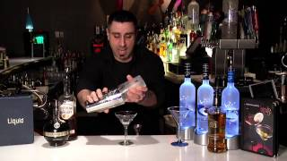 Northern Quest Mixology - The Big Easy Martini
