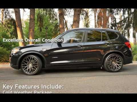 2011 BMW X3 XDrive28i Lowered 20 Rotiform Wheels Navi Pano X5 For Sale In Milwaukie OR
