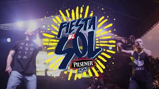 Rocko y Blasty en La Fiesta del Sol 2018 - Pilsener Light