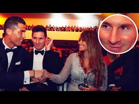Do Cristiano Ronaldo and Leo Messi really hate each other? - Oh My Goal