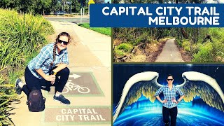 Capital City Trail, Melbourne - The Ultimate City Walk!