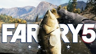Стрим по игре ,,Фар Край 5'' #3 Рыбалка