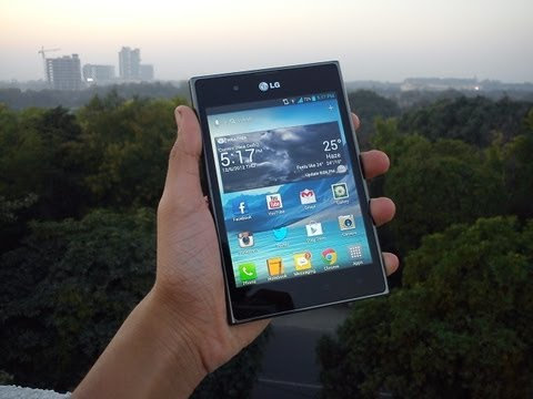 LG Optimus Vu F100S Full Review