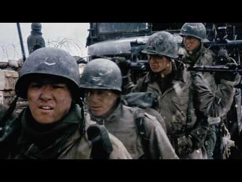 Download Tae Guk Gi: Brotherhood Of War (2004) - English Trailer // 태극기 휘날리며
