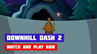 Scooby-Doo: Downhill Dash 2 · Game · Gameplay
