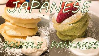 ALEX MAKES   Japanese Souffle Pancakes