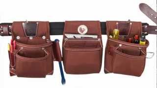 Occidental Leather's 8385 Black Belt Rough Framer