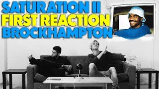 BROCKHAMPTON - SATURATION II FIRST REACTION/REVIEW (JUNGLE BEATS)