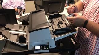 The New Fujitsu fi-7600 Scans Business Cards - OPTIFORM.COM
