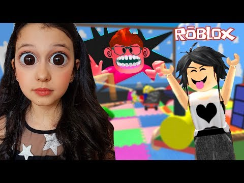 Roblox - ESCAPAMOS DO QUARTO DE BRINQUEDOS (Escape From Children´s Toy Room) | Luluca Games