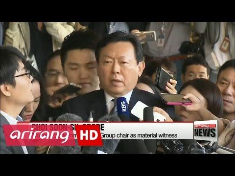Seoul Prosecutors raid Cheil-World Wide Office,  summon Shin Dong-bin,