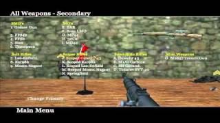 Call of Duty 2: eXtreme CTF gameplay [MAC]