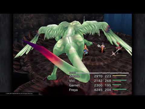 FINAL FANTASY IX - Silver Dragon