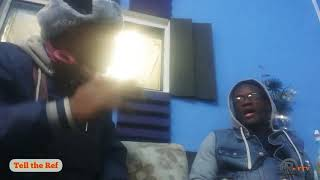 Kombat Kidd (Upcoming artist) talks Hip Hop Influence with the Ref pt 3