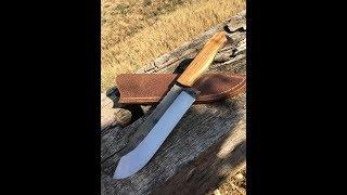 """Download Video The """"Big One"""" by  MDV Mattia Del vecchio custom knife MP3 3GP MP4"""