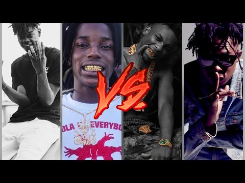 South Florida Rappers Vs. North Florida Rappers
