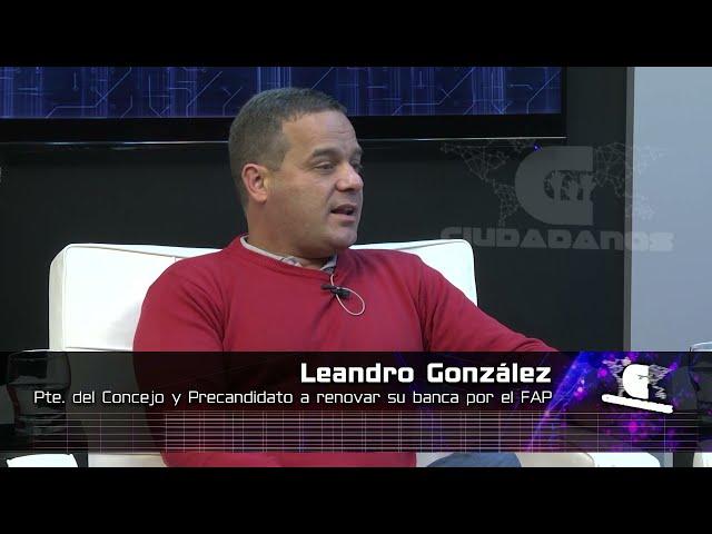 (Anticipo) Laura Mondino y Leandro González - precand. a concejales (FAP) - Ciudadanos 05 09 21